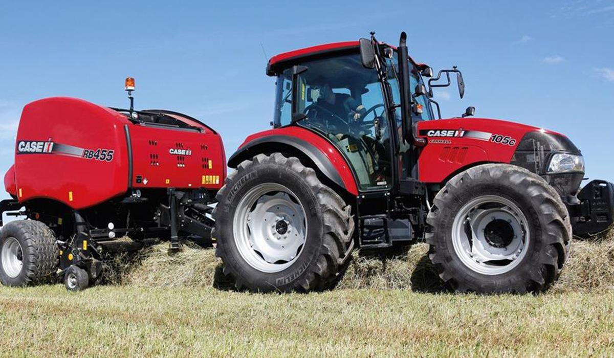 CASE IH ROUND BALERS (FIXED OR VARIABLE) | MECOM